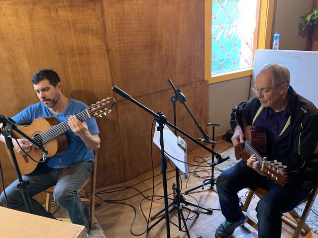 Edmilson Cappelupi e Edson Alves