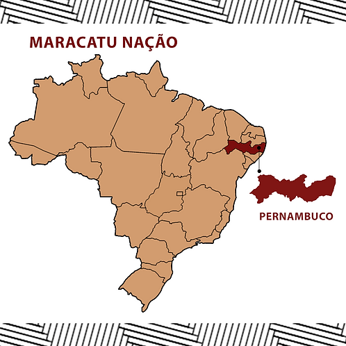 Maracatu Nação - Pacote Produtor