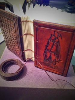 Hand bound book blog