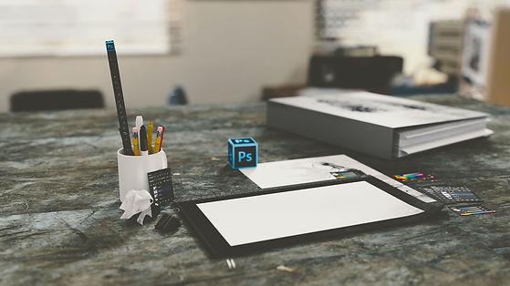 Grafikdesign (Foto)