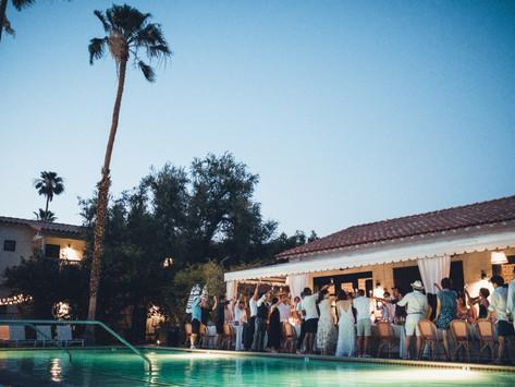 Hotel Wedding in LA