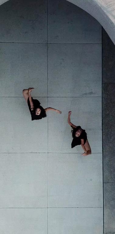 """Blank State"" dance film still"
