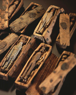 The fairy coffins of Arthur's Seat