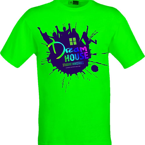 Dream House Youth Shirts