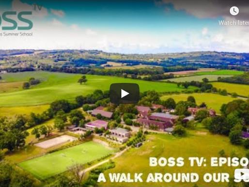 BOSS TV: Episode 17 - A Walk Around Our School