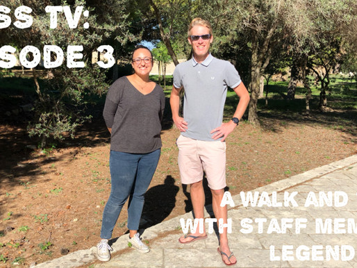 BOSS TV: Episode 3 - A Walk and Talk With BOSS Staff Member Legend Miki