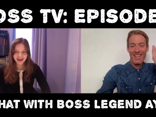 BOSS TV: Episode 1 - A Chat With BOSS Legend Ayna