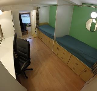 Twin En Suite Room, Milne House