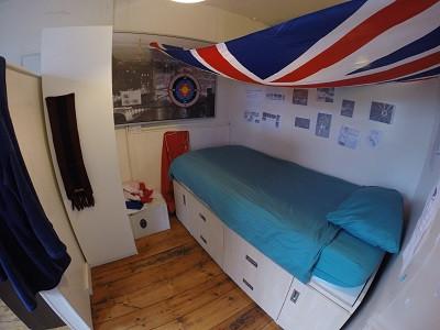 Five Bed Dorm, School House