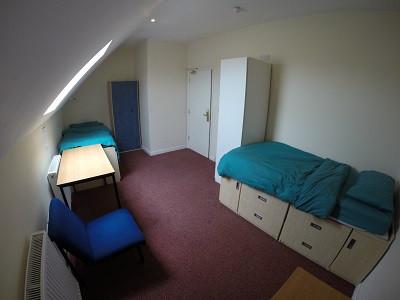 Twin Room, Rowling House