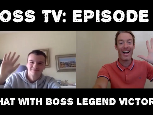 BOSS TV: Episode 2 - A Chat With BOSS Legend Victorien