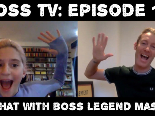 BOSS TV: Episode 10 - A Chat With BOSS Legend Masho