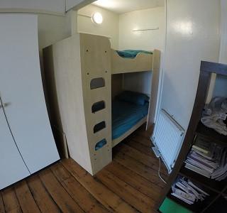 Four Bed Dorm, School House