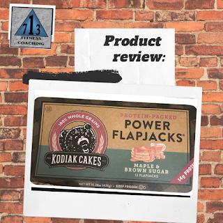 Product review Kodiak Power Flap Jacks