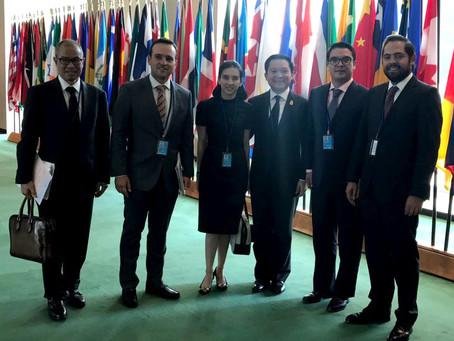 Jóvenes voluntarios de la ONU llegan a Puebla: Gerardo Islas