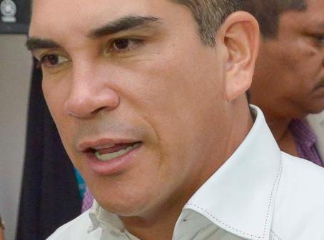 Campeche firme en combate a la corrupcion y a la inpunidad, gobernador Alejandro Moreno
