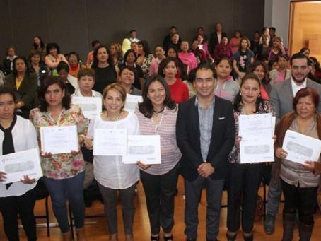 GOBIERNO DE Tony Gali brinda apoyos para el Autoempleo