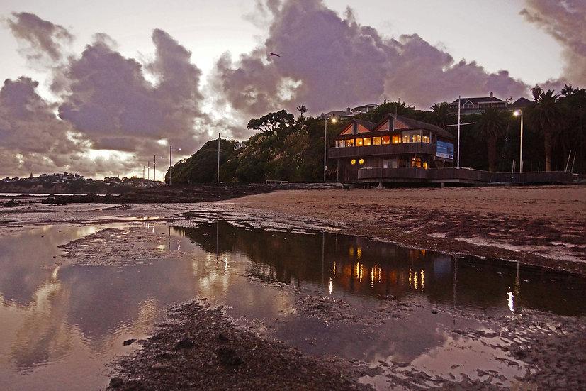 A moody Sunrise in Kohi
