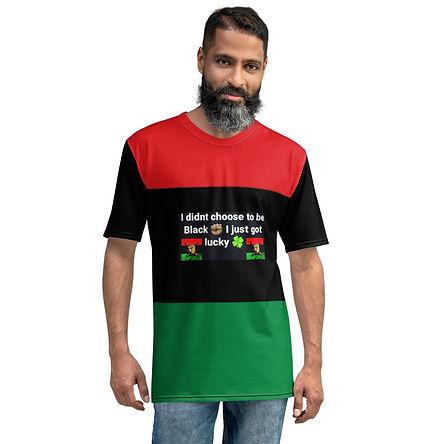 Just Got Lucky T-shirt