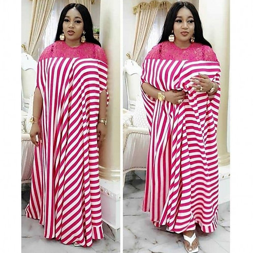 African Dresses for Women Dashiki  Plus Size Dress Ladies