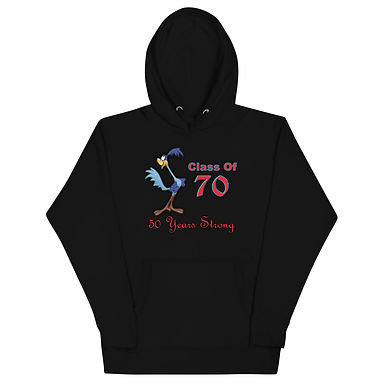Class of 70 Logo Hoodie X