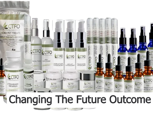 CBD:CHANGING THE FUTURE OUTCOME