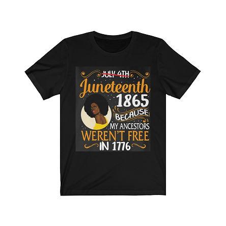 Juneteenth Short Sleeve Tee
