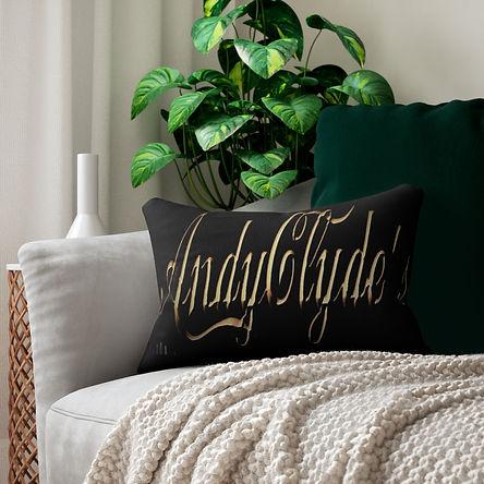 Your Name Pillow
