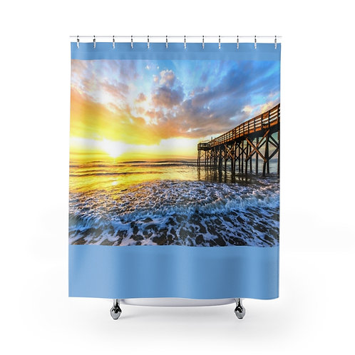 Morning Sun Shower Curtains