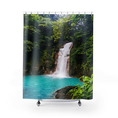 WaterFalls Shower Curtains
