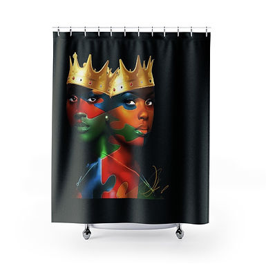 Royalty Shower Curtains