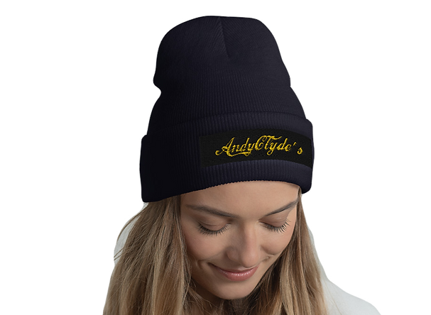 AndyClyde's Cuffed Beanie