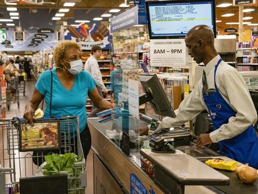 Tyler Perry pays senior-hour groceries at 44 Krogers in Atlanta, 29 Winn-Dixies in New Orleans