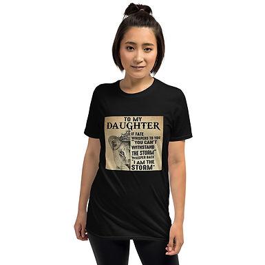 My Daughter Tee Shirt