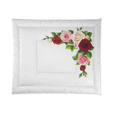 Rose Bud Comforter