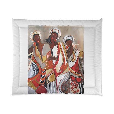 African Maidens Comforter