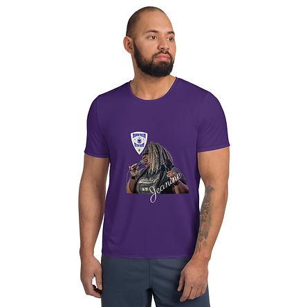 Large Purple T-shirt