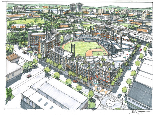 KNOXVILLE: Another step towards baseball stadium with approval of sports authority