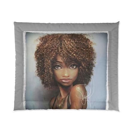 African Maiden Comforter