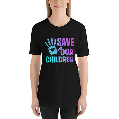 Save Our Children T-Shirt