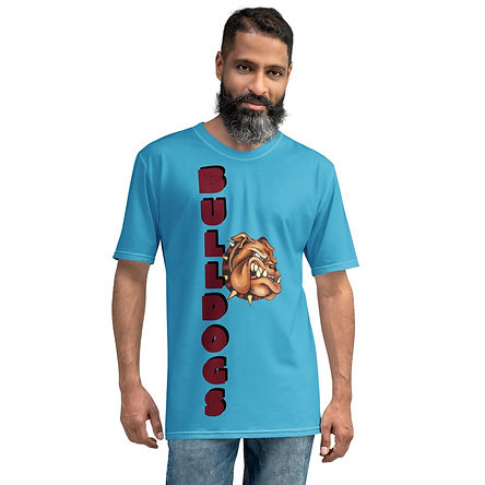 X-Long Bulldog Tee Shirt