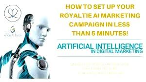 ROYALTIE AI:Artifical Intelligence In Digital Marketing