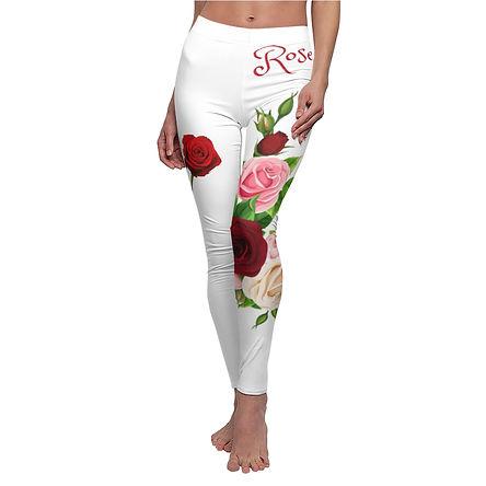Rose Casual Leggings