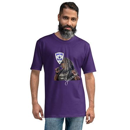 Purple Men's T-shirt
