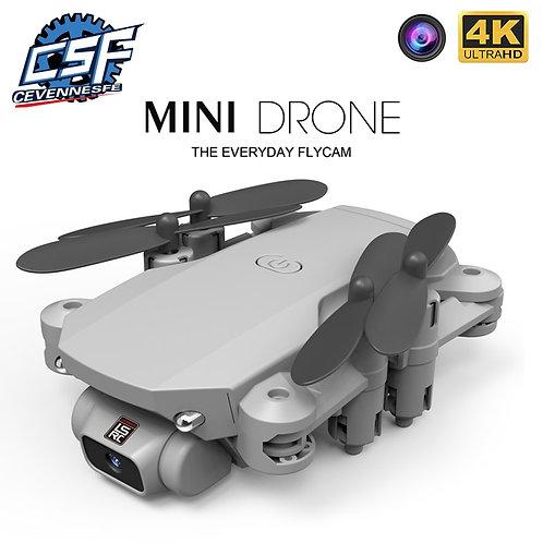 2020 NEW Drone 4k HD Wide Angle Camera Wifi Fpv Drone  With Camera