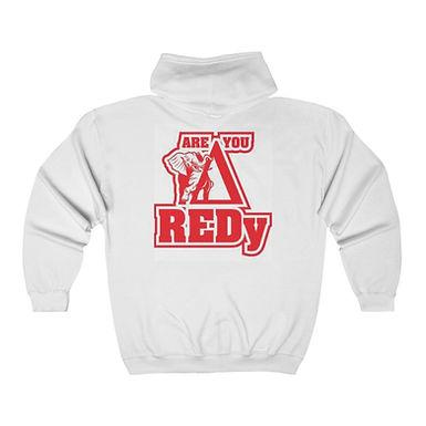 Delta Sigma Theta Blend™ Full Zip Hooded Sweatshirt