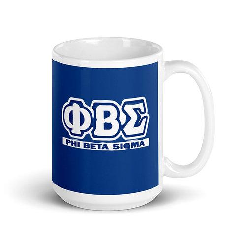 Phi Beta Sigma Logo Mug