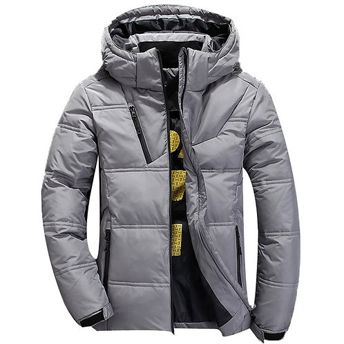Winter Jacket Men Down Quality Thermal Thick Coat