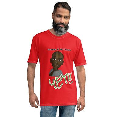 Thinking Ain't Illegal Yet Shirt