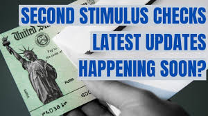 If a second stimulus check is approved, when the IRS could schedule payments